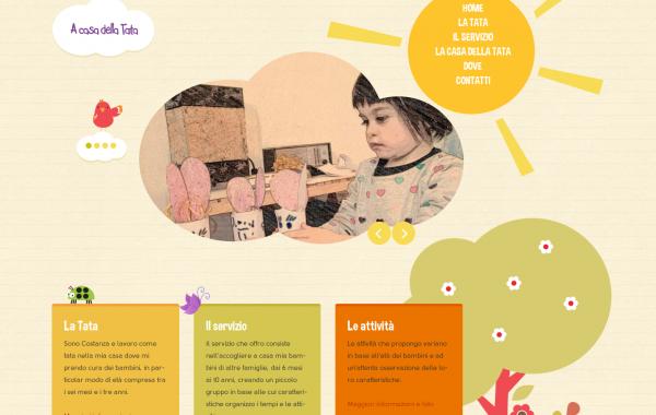 Website: acasadellatata.it