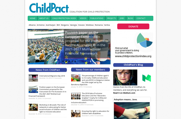 Website: ChildPact.org